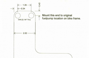 Virago Fuel Pump Diagram